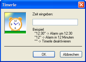 Timerle-Screenshot
